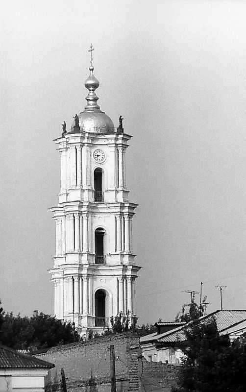 1983 р. Дзвіниця. Вигляд з північного сходу