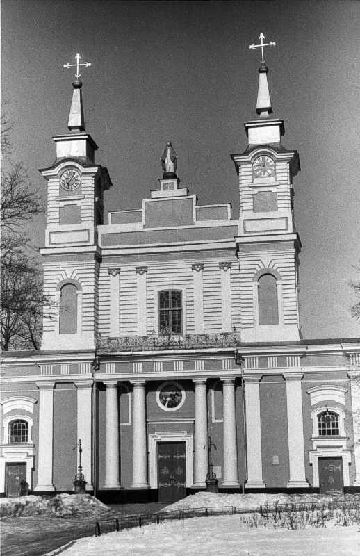 1987 р. Загальний вигляд з позиції C3