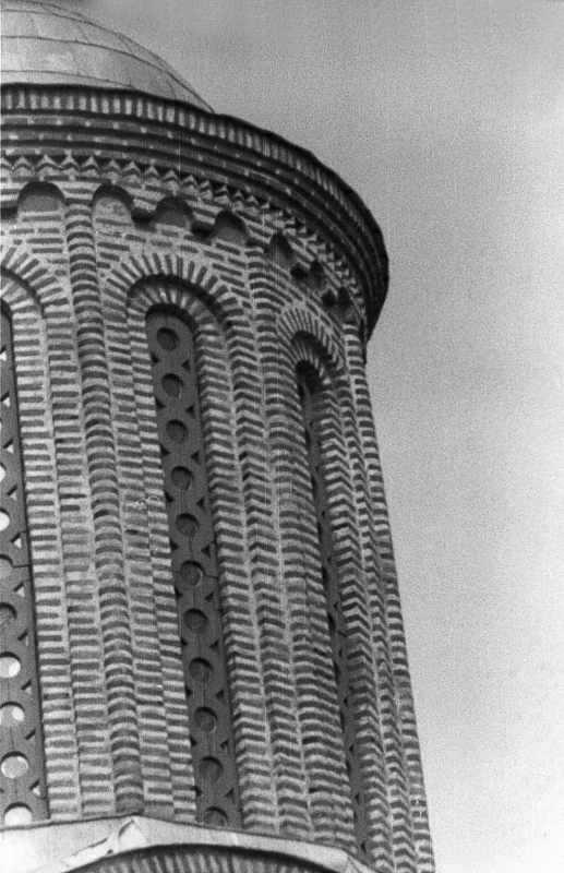 Фрагмент барабана купола