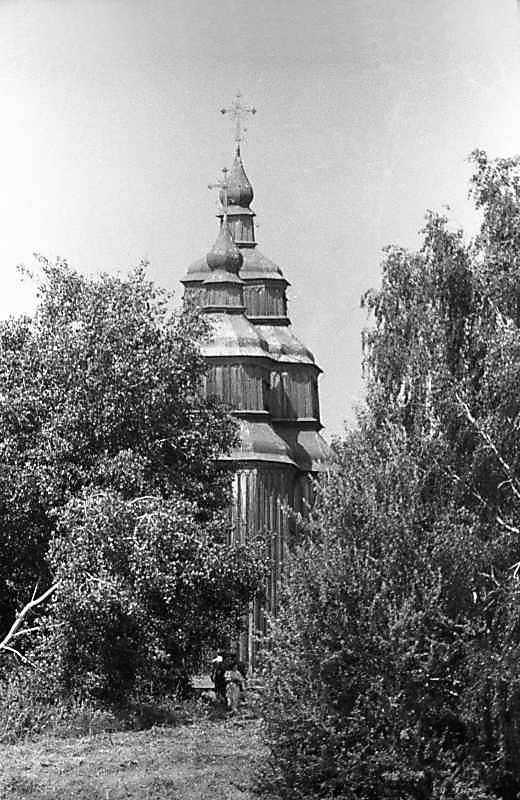 1987 р. Загальний вигляд зі cходу
