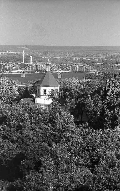 1987 р. Загальний вигляд з північного заходу