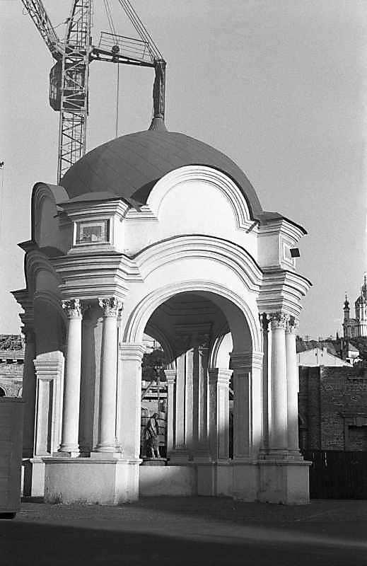 1987 р.Загальний вигляд з північного сходу