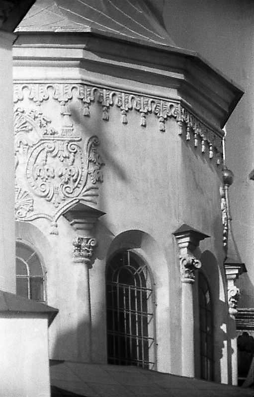 1987 р. Барабан головного купола. Вигляд зі сходу (?)