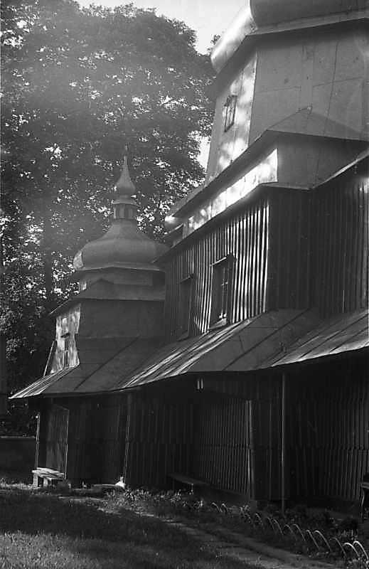 1988 р. Північний фасад. Вигляд із заходу