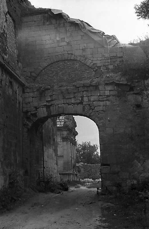 1988 р. Брама у пряслі 2. Вигляд з північного сходу