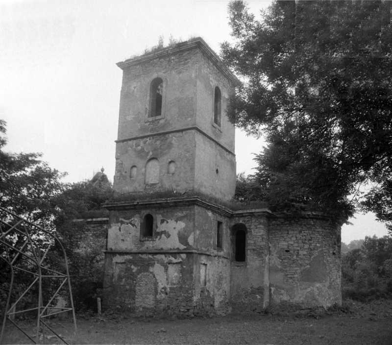 Церква вірменська св.Миколи