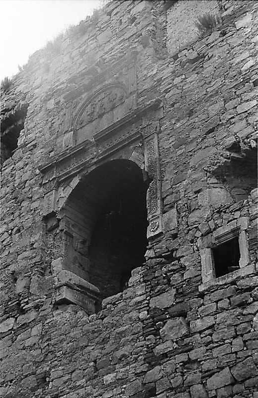 1988 р. Центральна частина башти 7. Вигляд з півдня