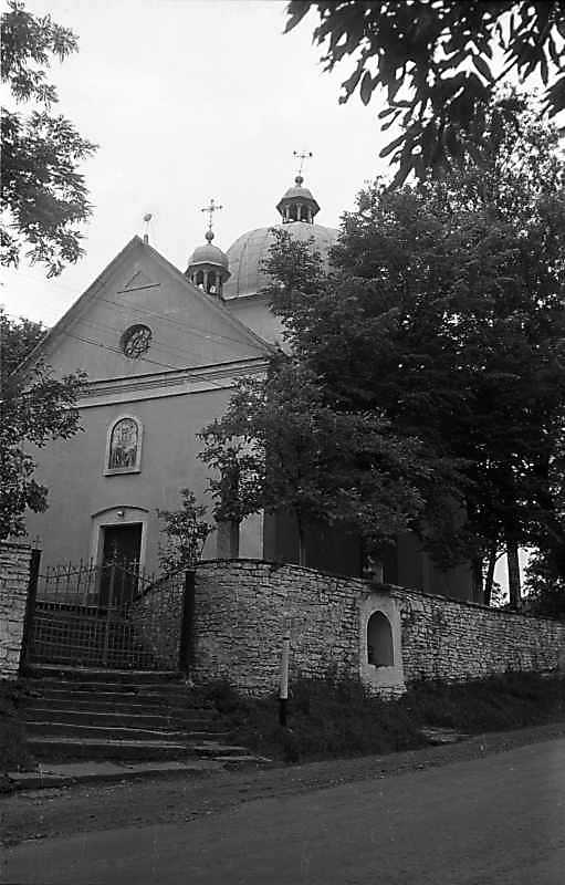 Церква Богородиці