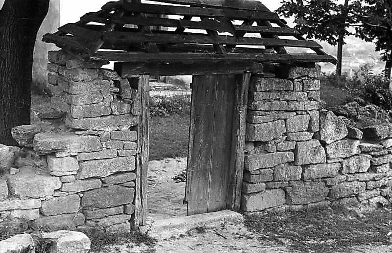 1988 р. Брама. Вигляд з південного сходу
