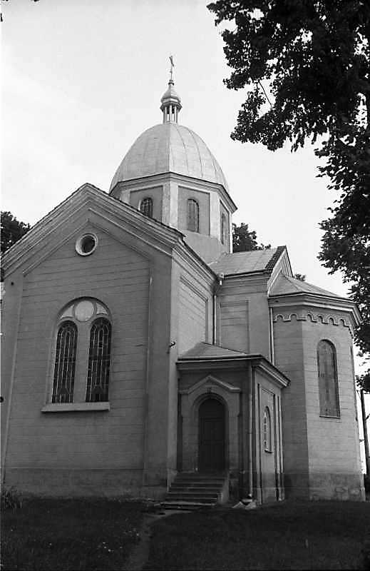 Церква Собору богородиці (стара)