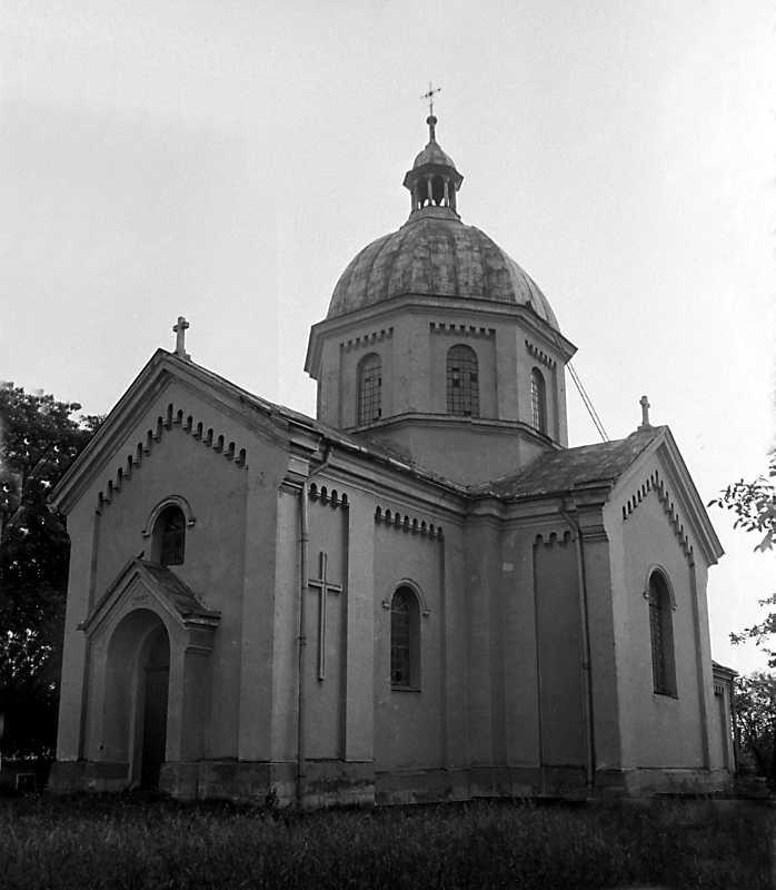Церква положення риз