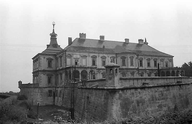 Замок Конецпольських