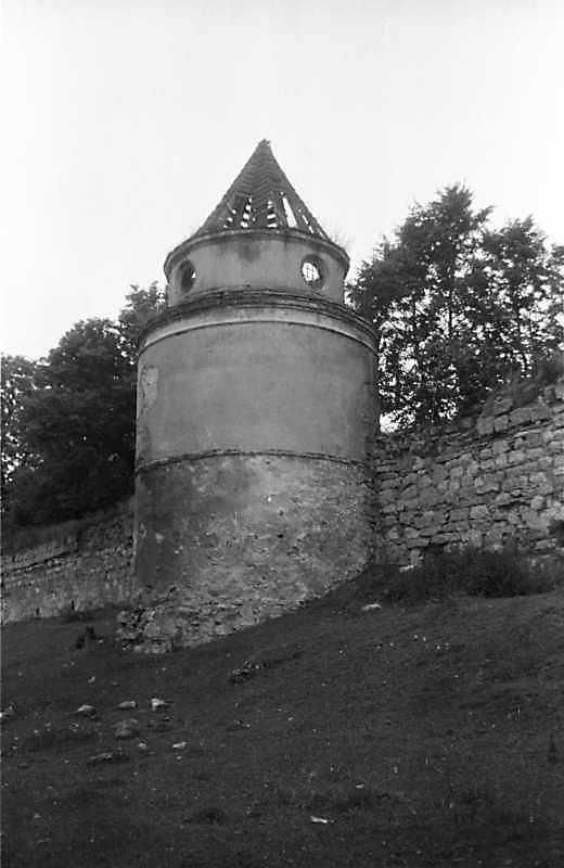 Мури, брами і башти