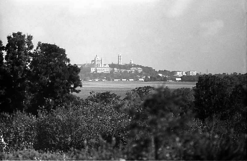 1988 р. Загальний вигляд з півдня, від с.Лосятин