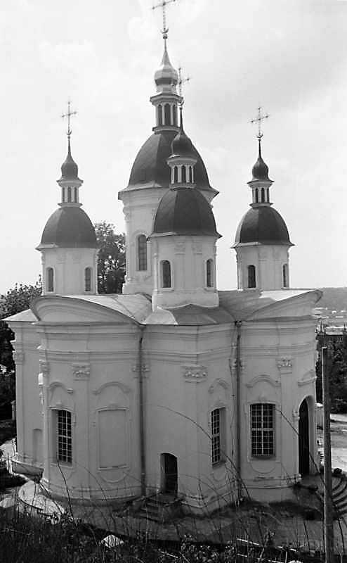 1989 р. Загальний вигляд з північного сходу