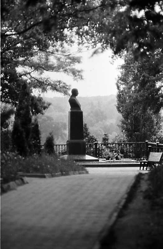Могила М. Коцюбинського