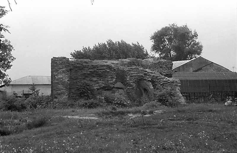 1989 р. Невідомий науці мурований будинок