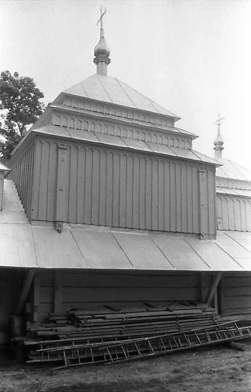 1989 р. Нава. Вигляд з північного сходу