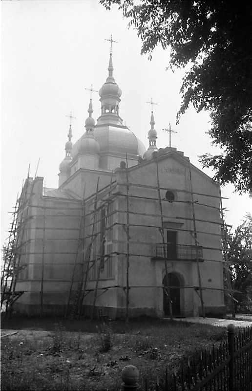 1989 р. Загальний вигляд з північного заходу