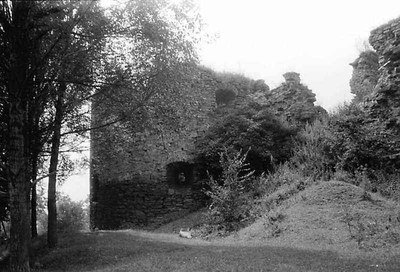 1989 р. Південно-східна башта. Вигляд з півночі