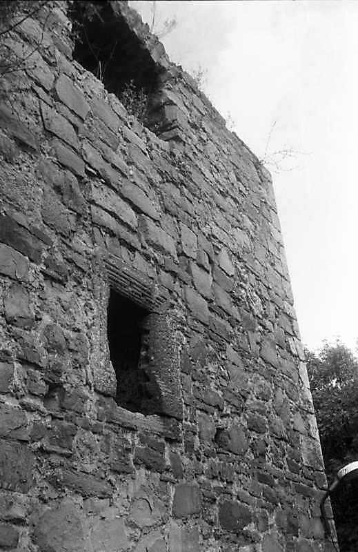 1989 р. Фрагмент західного фасу. Вигляд з північного заходу