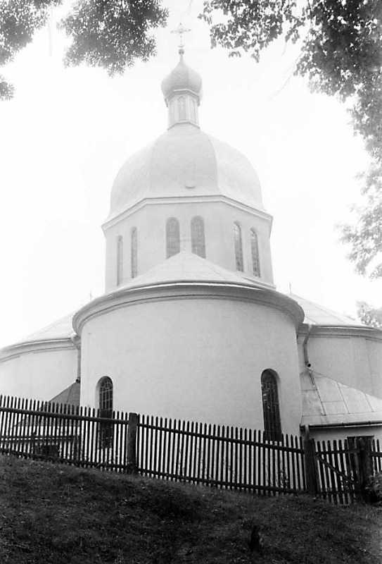 Церква муров.