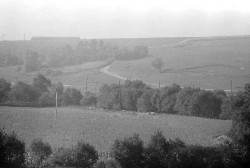 1989 р. Краєвид біля села Колиндяни