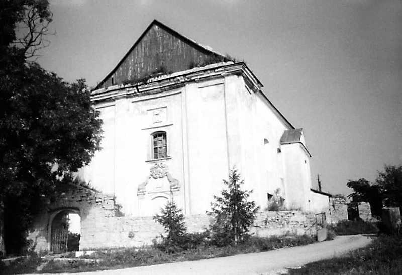 Церква вірменська Непорочного зачаття діви Марії