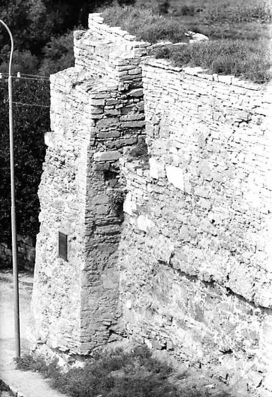 Фрагмент південної стіни