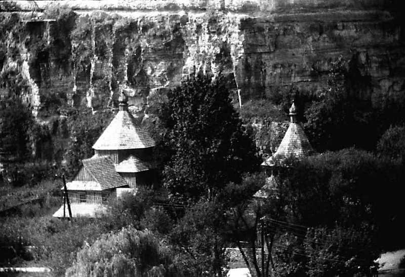 1989 р. Загальний вигляд з північного сходу, з Вірменського бастіону