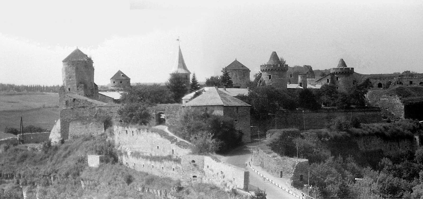 1989 р. Загальний вигляд зі сходу