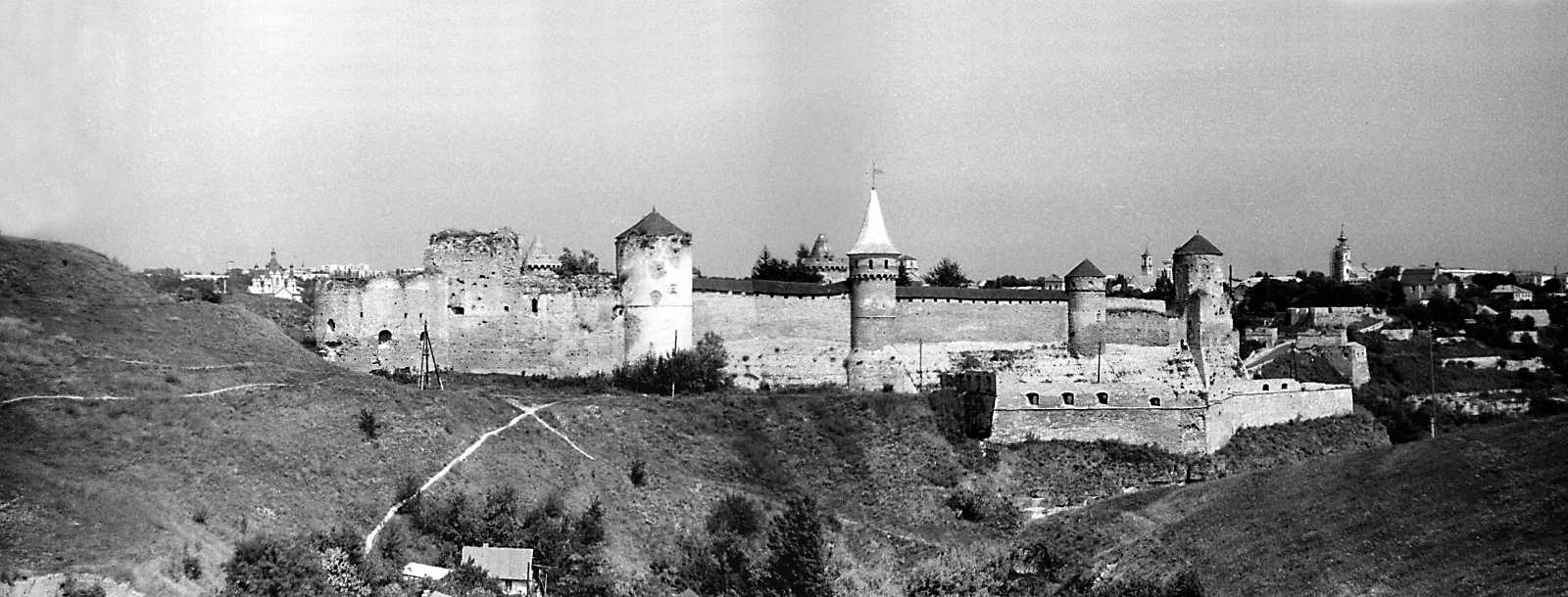 1989 р. Панорама з півдня