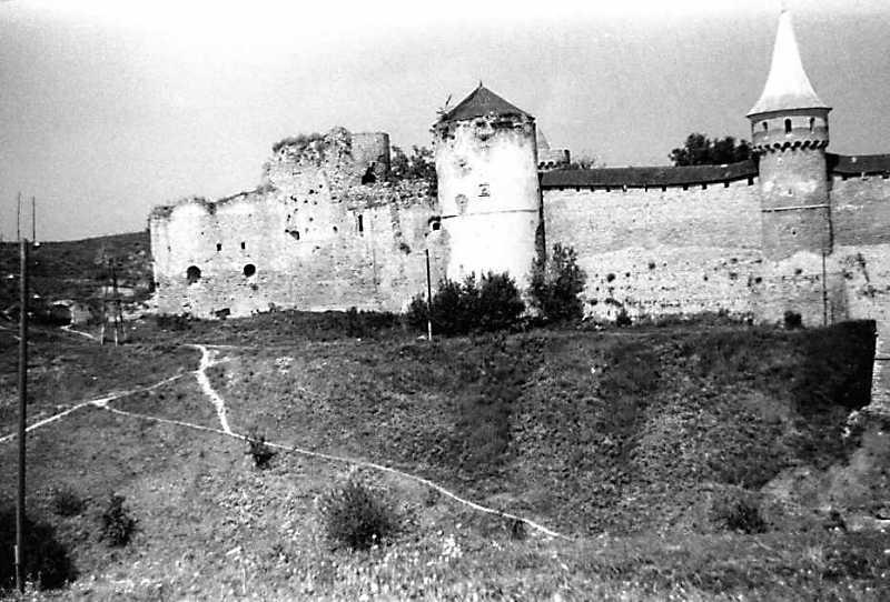 Західна частина Старого замку