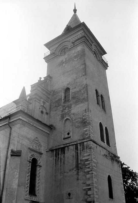 1990 р. Башта. Вигляд з північного заходу