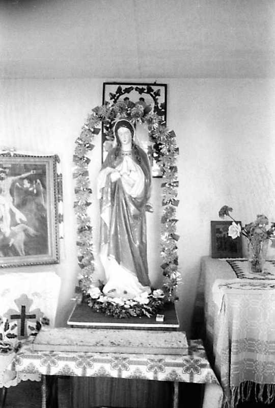 1991 р. Інтер'єр каплиці