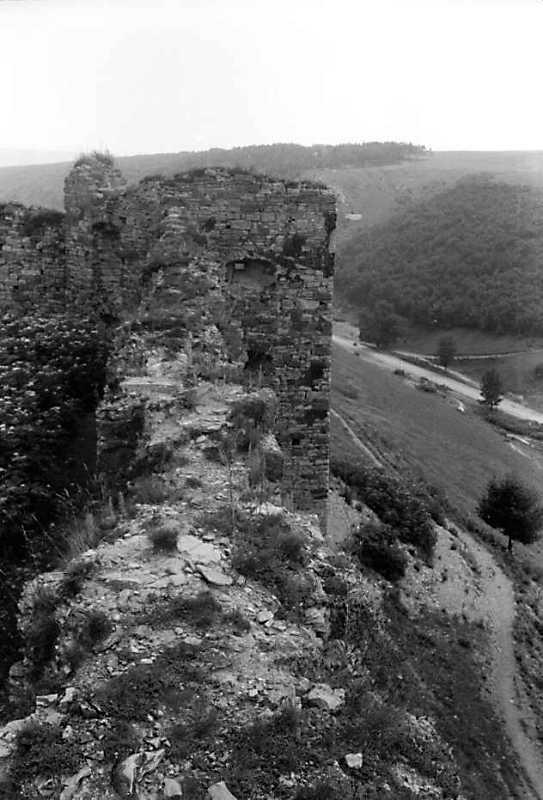 1991 р. Загальний вигляд з північного заходу
