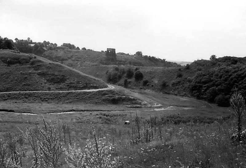 1991 р. Загальний вигляд з півночі