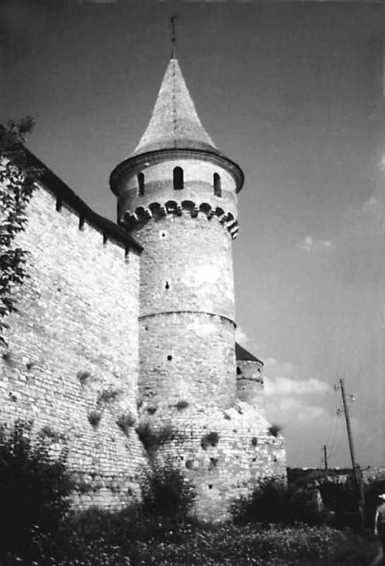 Тенчинська башта