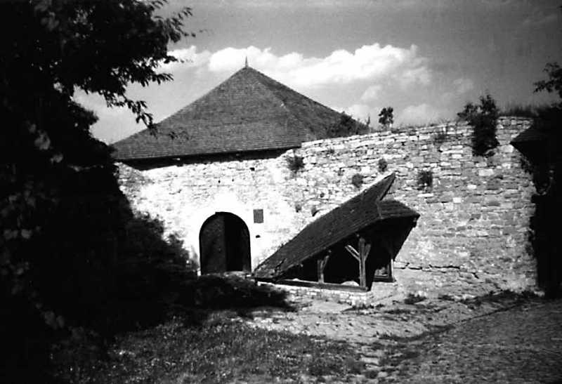 1991 р. Вигляд з південного заходу, з боку двора