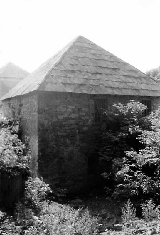 1991 р. Північна башта. Вигляд з півночі