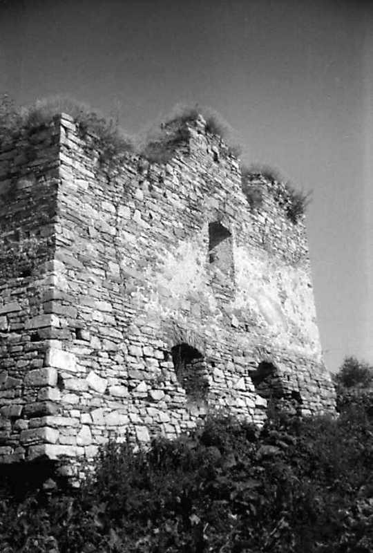 1991 р. Східна башта. Вигляд з півдня