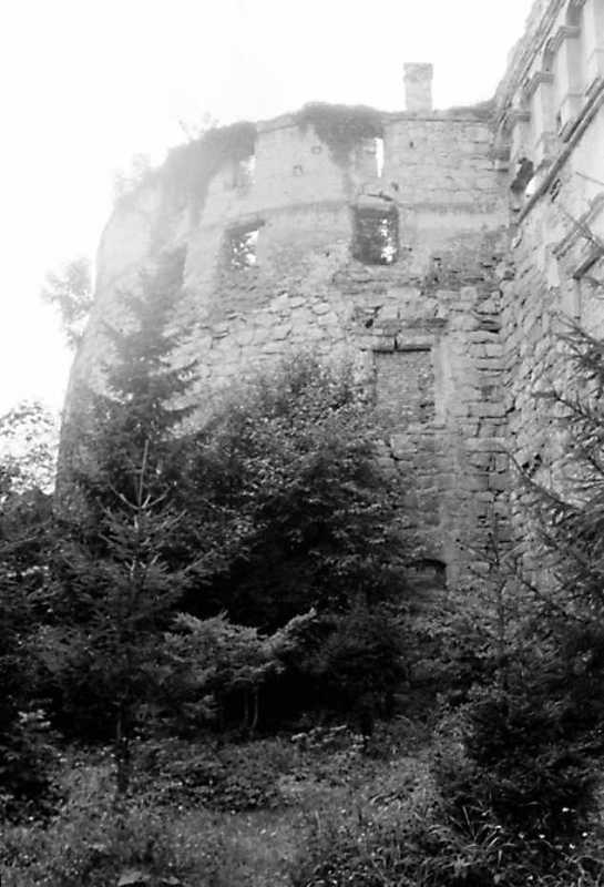 1991 р. Башта 9. Вигляд зі сходу