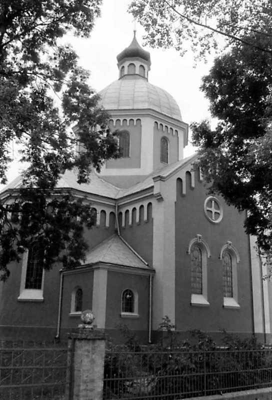 1991 р. Загальний вигляд з північного сходу