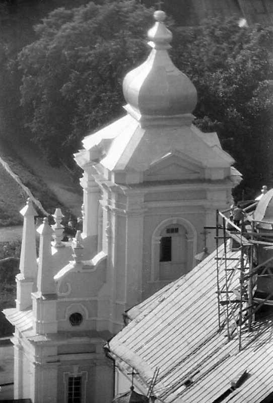 1991 р. Вигляд зі сходу