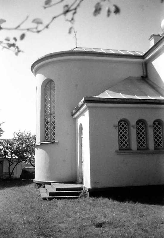 1991 р. Вівтар. Вигляд з півночі