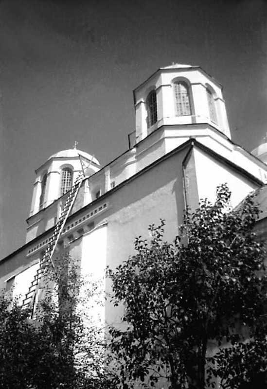 1991 р. Верхи. Вигляд з південного заходу