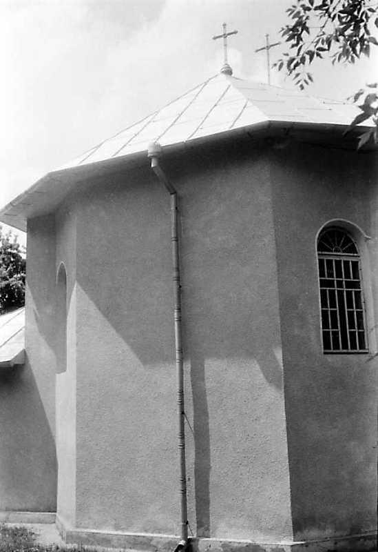 1992 р. Вівтар. Вигляд зі сходу