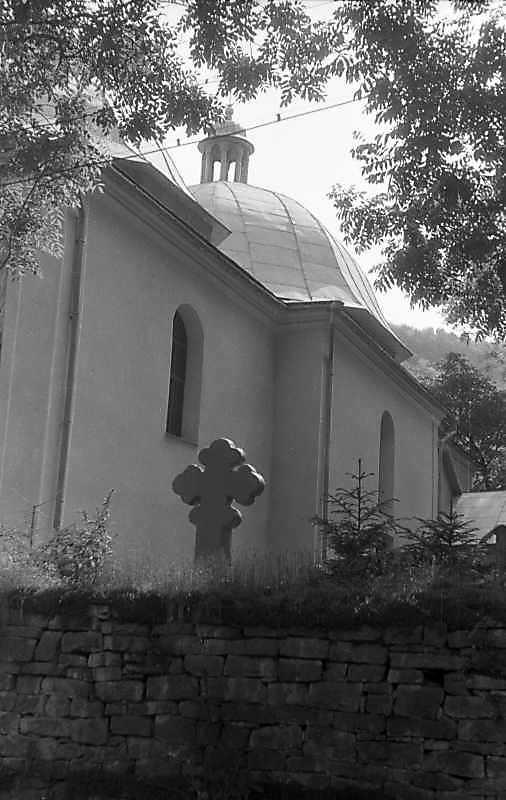 1992 р. Південний фасад у ракурсі. Вигляд із заходу