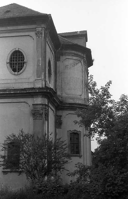 1992 р. Вівтар. Вигляд з позиції С2