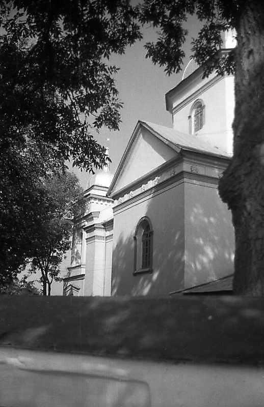 1992 р. Південний фасад. Вигляд з південного сходу
